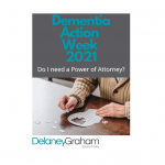 I don't need a Power of Attorney....or do I?